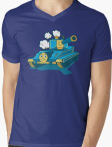 Thomas the Tank Mens V-Neck T-Shirt