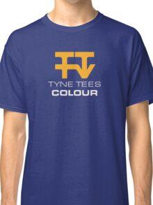 Tyne Tees regional ITV station logo Classic T-Shirt