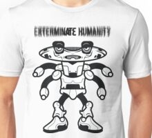 Exterminate Humanity  Unisex T-Shirt