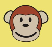 Happy Monkey :) by best-designs