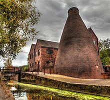 Bottle Kiln by Adrian Evans