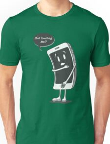 """Touchy"" Unisex T-Shirt"