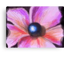 Pearl Flower Canvas Print