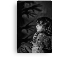Things that go bump in the night... Canvas Print
