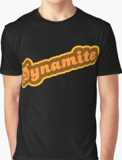 Dynamite - Retro 70s - Logo Graphic T-Shirt