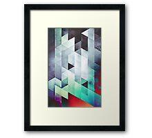 cyld stykk Framed Print