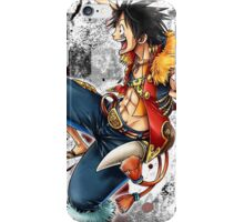 Luffy  iPhone Case/Skin