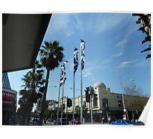 Premiership City Geelong Poster