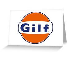"""GILF"" - Gulf Gas Parody - Grandmother I Would Like to F&@K Greeting Card"