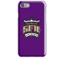 Glory Fans United iPhone Case/Skin