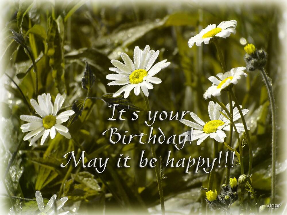 June Birthdays! by vigor