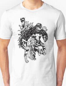 Spider-Man Venom and Carnage design T-Shirt
