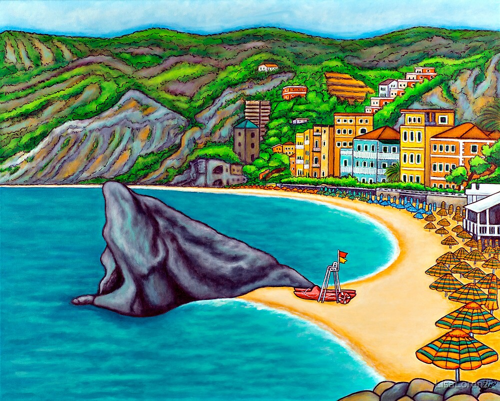 Colours of Monterosso by LisaLorenz