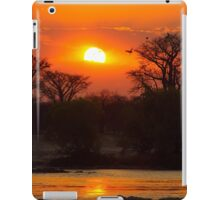 total relaxation iPad Case/Skin