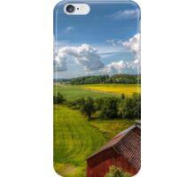 Rural Landscape iPhone Case/Skin