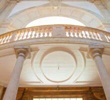 Santuário do Senhor da Pedra. Óbidos. Sanctuary Sticker