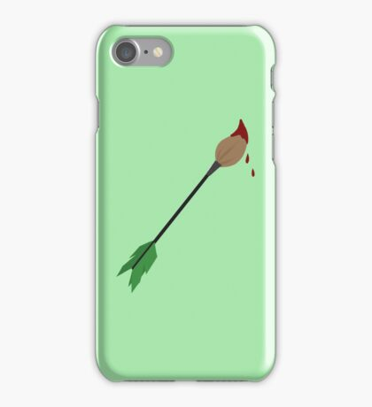 The Paintbrush is My Weapon iPhone Case/Skin