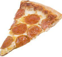 Pizza Is The Best by trumanpalmehn