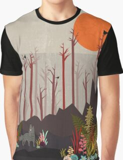 Sundance Graphic T-Shirt