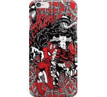Spider-Man venom in colour iPhone Case/Skin