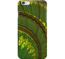 Celtic Harp Abstract iPhone Case/Skin