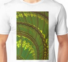 Celtic Harp Abstract Unisex T-Shirt
