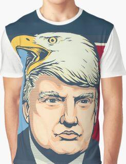 We Shall Overcomb Donald Trump Graphic T-Shirt