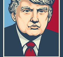 We Shall Overcomb Donald Trump by LibertyManiacs
