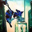 Vintage Blue  by Shari Cerney