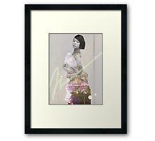 Spring in Blossom Framed Print