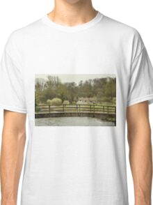 Early Spring in the Counties Classic T-Shirt