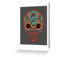 Celtic Skull Greeting Card