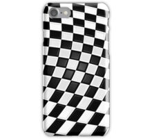 Checkered flag  iPhone Case/Skin