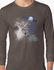 HOWLING MOON Long Sleeve T-Shirt
