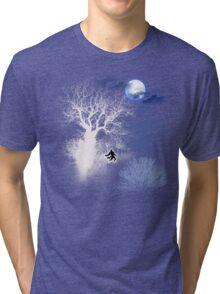 HOWLING MOON Tri-blend T-Shirt
