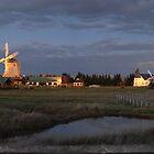 The Windmill #2 by Darryl