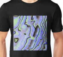 Iridescent Seashell Unisex T-Shirt