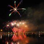 Fireworks by Darryl