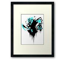 Thresh Ink Framed Print