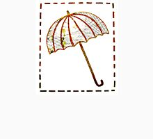 Under the Umbrella of Words Classic T-Shirt