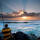 The Fisherman by Ian  Clark