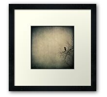 Only One Framed Print
