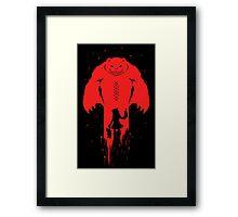 Bloody Annie Framed Print