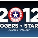 Rogers &amp; Stark 2012 Presidential Campaign Poster by Eozen