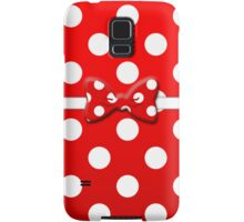 Minnie Red Samsung Galaxy Case/Skin