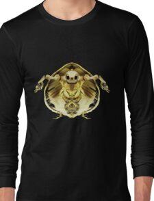 Turtle Skeleton Long Sleeve T-Shirt