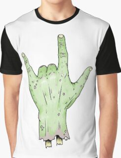 Rock'n'Rise Graphic T-Shirt