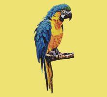 Parrot #1 Kids Clothes