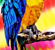 Parrot #2 Sticker