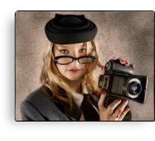 Kodachrome Moment Canvas Print